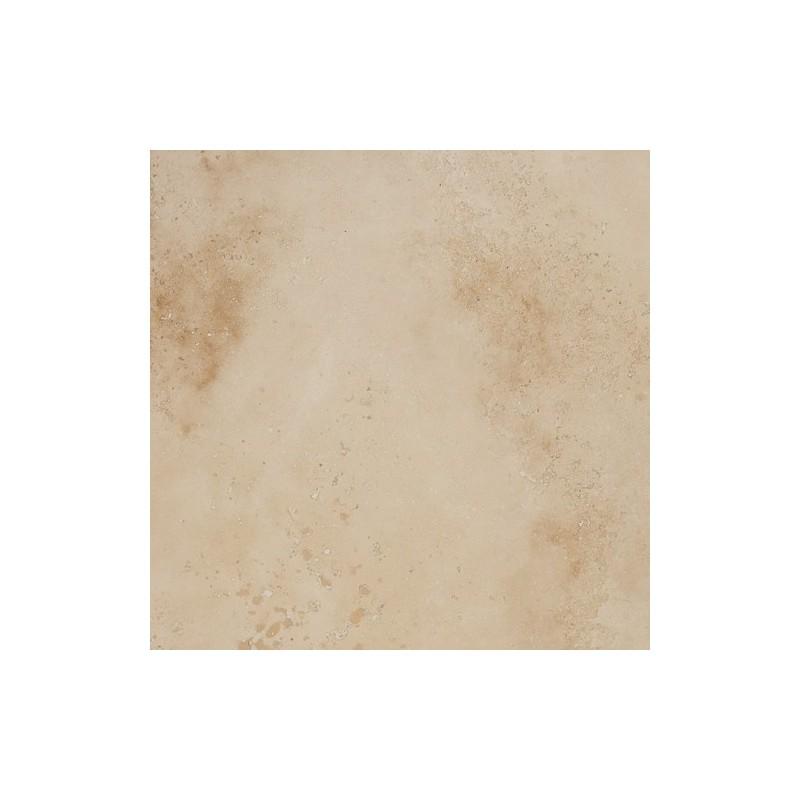 Travertine Chiaro (White) - Cross Cut - Epoxy Filled & Honed - Medium Shade