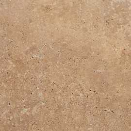 Travertine Noce (Brown) - Cross Cut - Unfilled & Honed