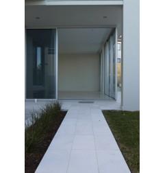 Crema Luminous Limestone Sandblasted Tile