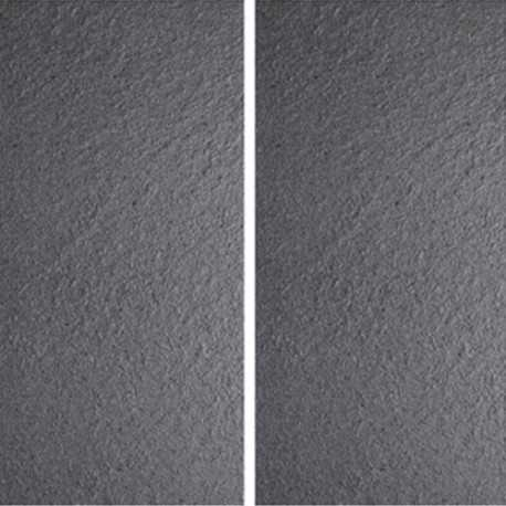 Charcoal and Black Speckle Unglazed Porcelain Tile 600x300