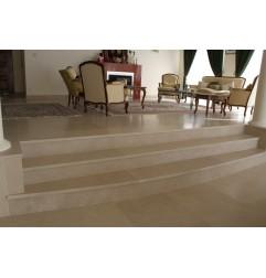 Gohera Step Treads & Risers Limestone - Honed