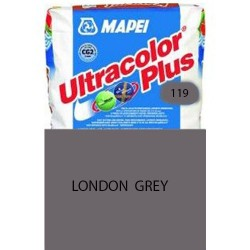 Mapei Grout Ultracolor Plus London Grey (119)