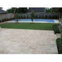 Travertine Noce Paver Anticato - Tumbled