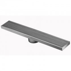 Linear 316 Marine Grade Stainless Steel Strip Drain WCO