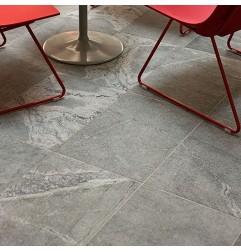 Atlantic Grey Antique Limestone