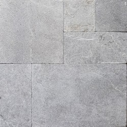 Pietra Grey French Pattern Antique Limestone