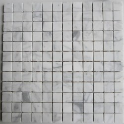 Carrara Mosaic|Honed