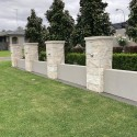 Australian White Colonial Split Face Sandstone