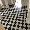 Carrara C Italian Marble Tile - Honed