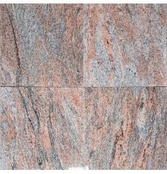 Multicolour Red Granite - Polished