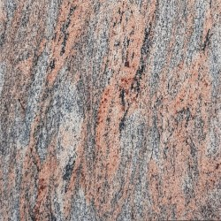 Multicolour Red Polished Granite