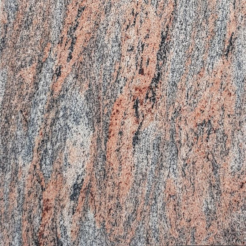 Multicolour Red Granite - Polished
