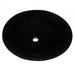 Black Galaxy Polished Round Basin Granite