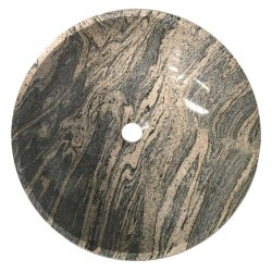 Colombo Juprana Polished Round Basin Granite