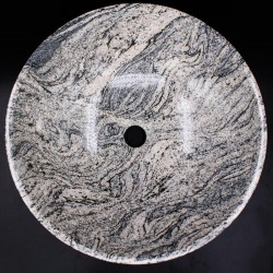 Colombo Juprana Polished Round Basin Granite CJ09