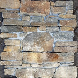 Rustic Quartzite Rock Panel Interlocking
