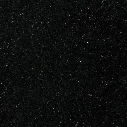 Black Galaxy Granite - Polished
