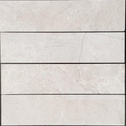 Serpeggiante (Perlino) Bianco Crosscut Honed Limestone