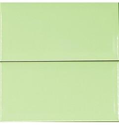 Spanish Verde Green Gloss Non Rectified Subway Ceramic 200x100