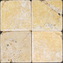 Gialo Tumbled Travertine