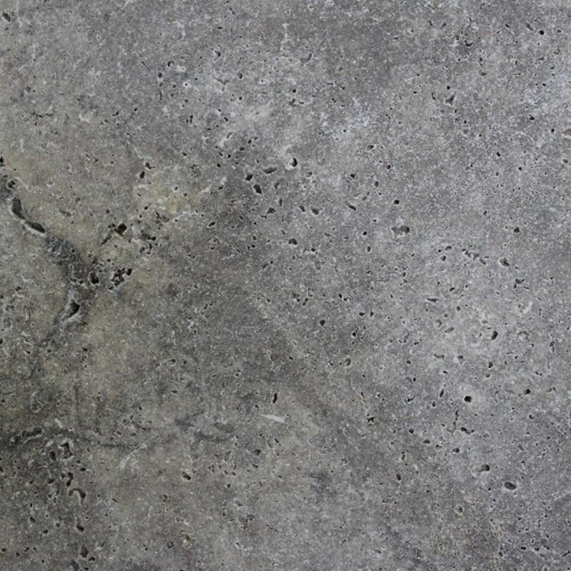 Travertine Multicolour Grey Paver