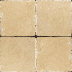 Noce Tumbled Sheeted Travertine