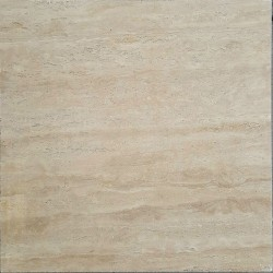 Travertine Beige - Vein Cut - Epoxy Filled & Polished