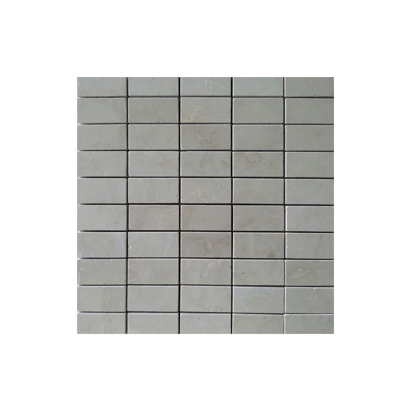 Royal Botticino Polished Marble Mosaic 60x30