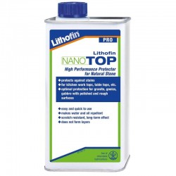 Lithofin NanoTOP High Performance Impregnating Sealer