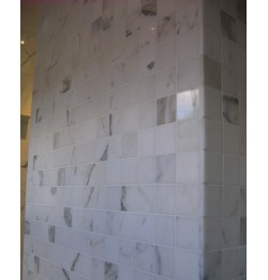 Calacatta Statuario (Michelangelo) Italy Marble Tiles - Honed