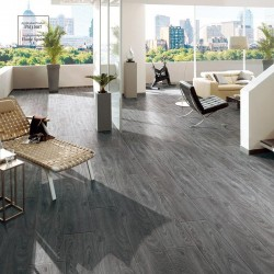 Royal Grey Matt Timber Ceramic Tile