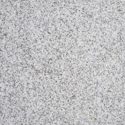 Diamond White Flamed Granite