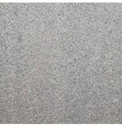 Diamond Grey Flamed Bullnose Step Tread Granite