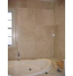 Bianca Perla Limestone Tiles - Light Shade - Polished