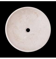 New Botticino Honed Round Basin Marble 2163