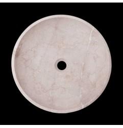 New Botticino Honed Round Basin Marble 2168