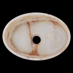 Onyx Honed Oval Basin 2101