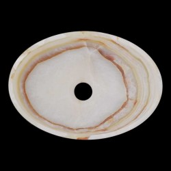 Onyx Honed Oval Basin 2105