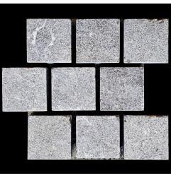 Pietra Mocha Antique Brick Pattern Cobblestone Limestone