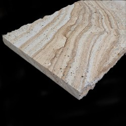 Gold Banded Honed Capping Sandstone