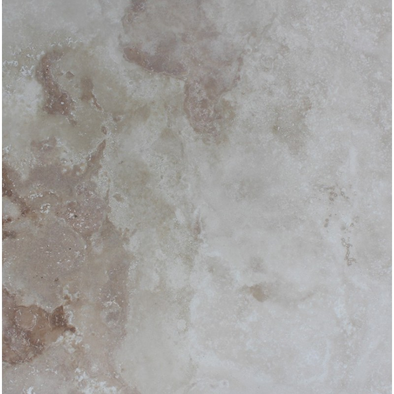 Travertine Crystal Cream Cross Cut Medium|Honed