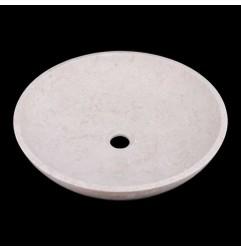 New Botticino Honed Round Basin Marble 2188