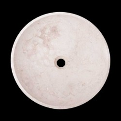 New Botticino Honed Round Basin Marble 2189