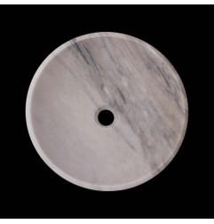 Calacatta Orient Honed Round Basin Marble 2698