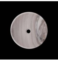 Calacatta Orient Honed Round Basin Marble 2770