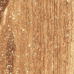 Travertine Noce (Brown) - Vein Cut - Epoxy Filled & Polished