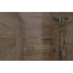 Travertine Classico Tiles - Vein Cut - Epoxy Filled & Honed
