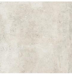 Castlestone White Nat/Ret Italian Porcelain Tile 600x600