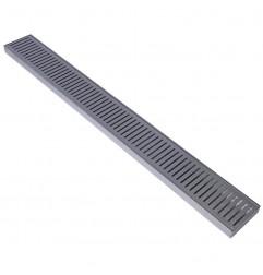 Lauxes Aluminium Floor Grate 100mm