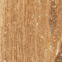 Travertine Noce (Brown) - Vein Cut - Epoxy Filled & Honed